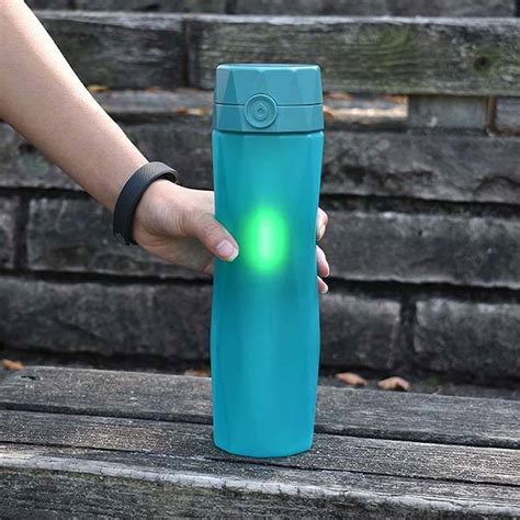 hidrate spark  smart water bottle gadgetsin