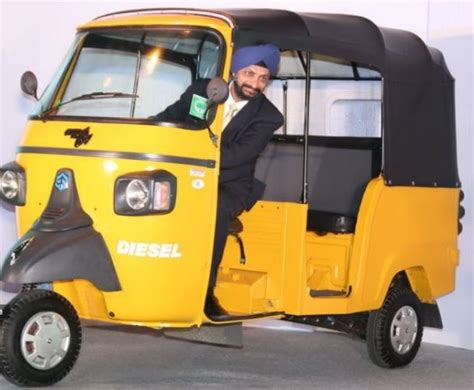 Ape Auto by Piaggio Auto Rickshaw Ape City Diesel Accurate Information