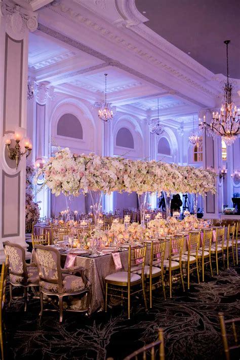 Opulent Society opulent blush wedding at the georgian terrace in atlanta ga the celebration society