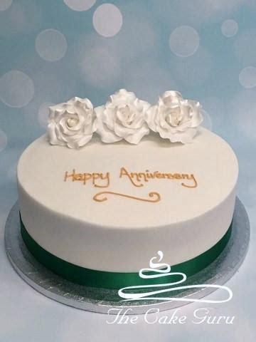 "Anniversary Cakes ? Tagged ""Flowers"" ? The Cake Guru"