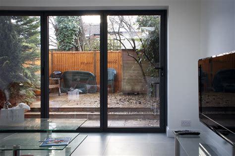 Office Space Design rear extension barnet n2 rs architects