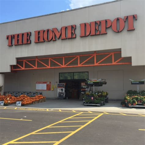 the home depot knoxville tn business information