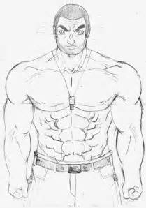 Beautiful Youtube Dessin Anime Pour Bebe #14: Senzo_Muscle_test_(Small).jpg
