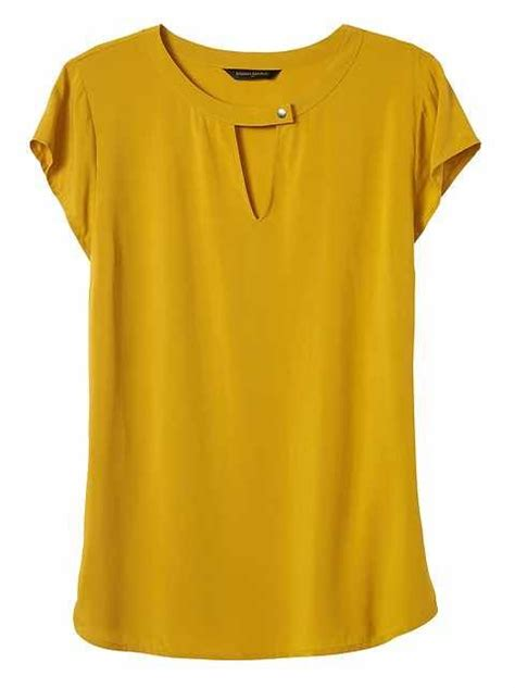 Blouse Kancing s blouses banana republic and factories on