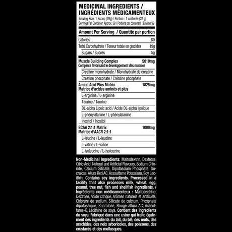 creatine x3 walmart six pro nutrition creatine x3 fruit punch 2 5lb