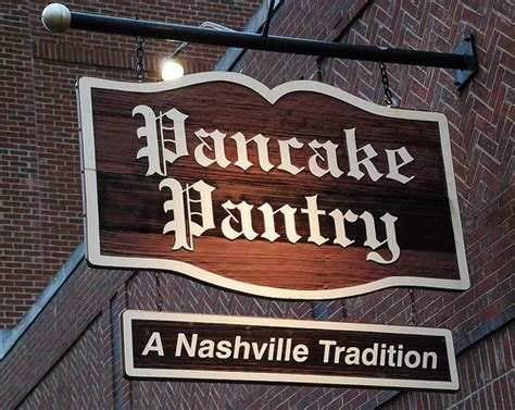 Pancake Pantry Nashville Tennessee blissdom after meet up at the pancake pantry