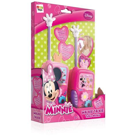 walkie talkie minnie mickey disney minnie mouse walkie talkie new