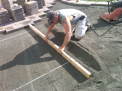 Laying Patio Pavers Brick Pavers Canton Plymouth Northville Arbor Patio Patios Repair Sealing