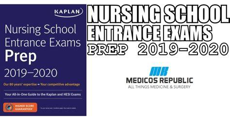 Nursing School Entrance Pdf - kaplan nursing school entrance exams 8th edition pdf free