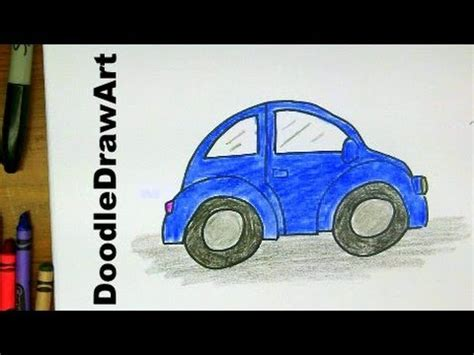 punch buggy car drawing how to draw a vw beetle slug bug punchbuggy easy