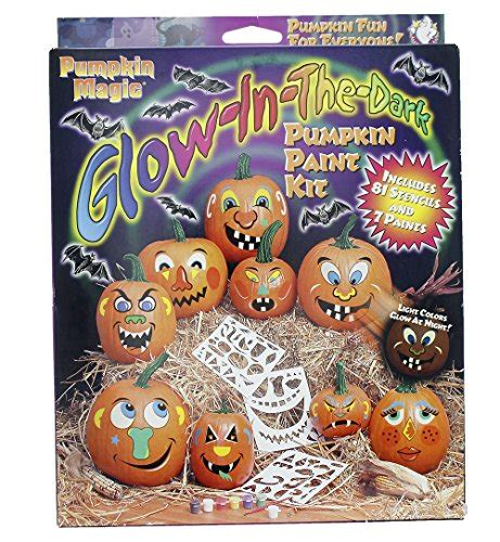 glow in the paint b and q glow in the pumpkin o lantern decorating paint