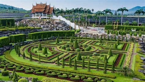 Nong Nooch Botanical Garden Pattaya Visiting Nong Nooch Tropical Botanical Garden One Of The