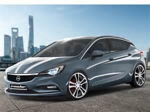 K K Auto Tuning by Opel Astra K Tuning Von Irmscher Bild 5 Autozeitung De