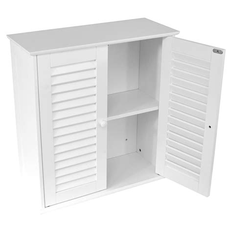 discount bathroom storage cabinets bathroom cabinet wall mounted shutter door white