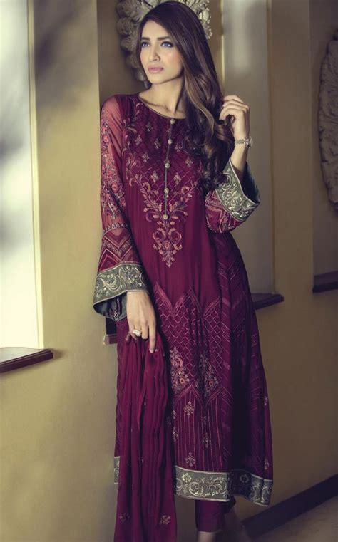 Simple Elegant Pakistani Dresses