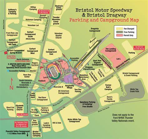 bristol map bristol motor speedway bristol tn seating chart view