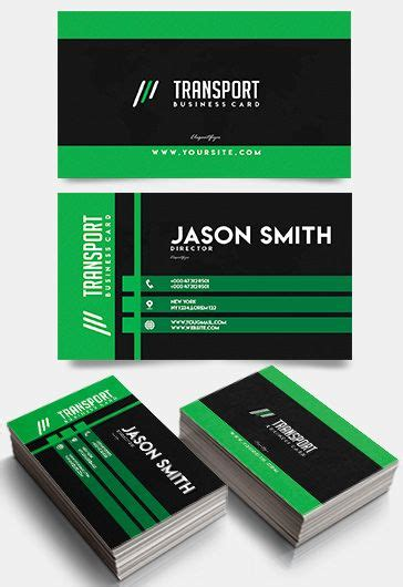 transport business cards templates free call center free business card templates psd by