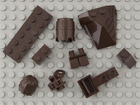 Lego Brown 6003879 track element 5x1 5 brickset lego set guide and database