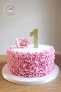 best 25 pink ruffle cake ideas on pinterest ruffle cake ruffled wedding cakes and baby 1st