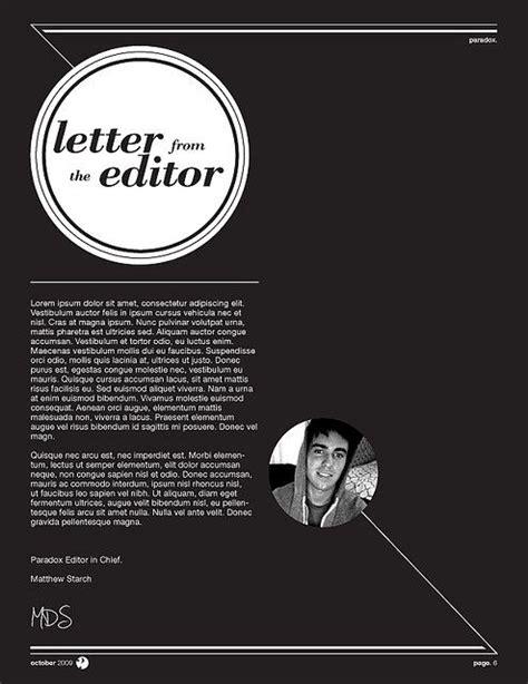 magazine layout notes 16 best magazine anatomy editor s note images on