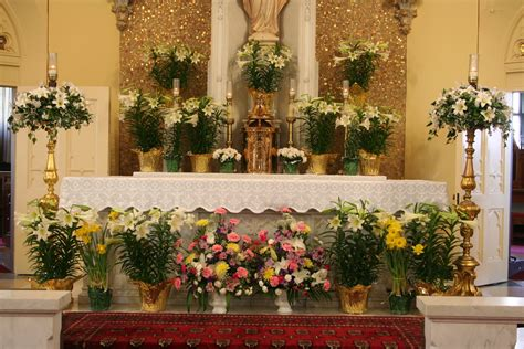 decorating ideas for church easter church decorations free large images