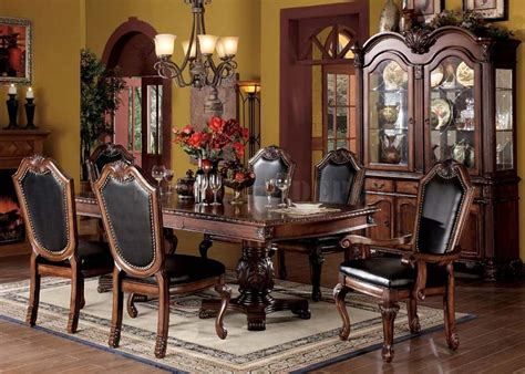 Dining Room Sets Norcross Ga Dallas Designer Furniture Chateau De Ville Formal Dining
