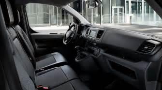 Peugeot Expert Seats Interior Peugeot Expert 2016 Pr