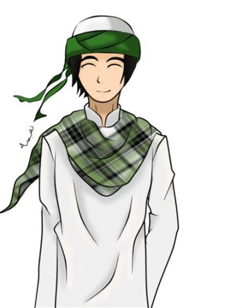 gambar kartun muslim pria islam gambar kartun muslim ikhwan apps directories