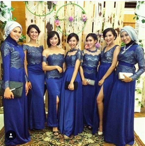 Baju Seragam Keluarga Untuk Pernikahan model kebaya seragam trend 2018 untuk pernikahan acara keluarga pesta resmi trend baju kebaya
