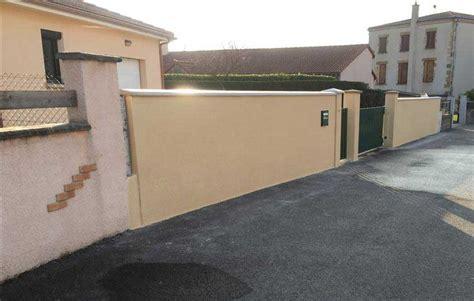 Murs De Cloture by Murs De Cl 244 Tures Ma 231 Onnerie Fouilhoux