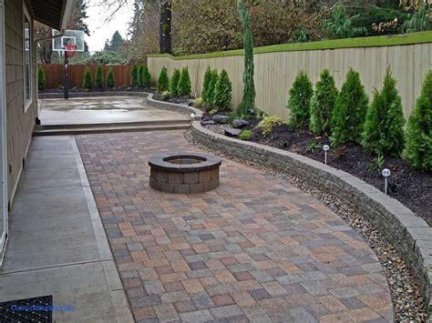 pictures inspirational patio pavers designs in the backyard backyard paver ideas new patio ideas backyard brick paver
