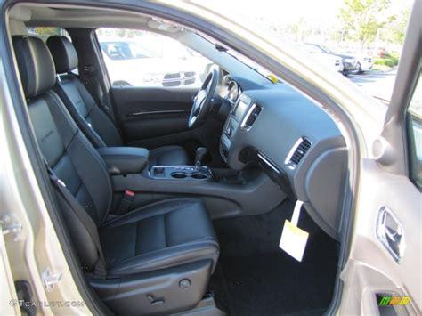 2012 Dodge Durango Interior by Black Interior 2012 Dodge Durango Citadel Photo 53923231
