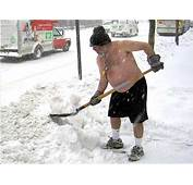You Get What Need The Health Benefits Of Shoveling