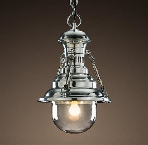 Rotterdam Industrial Dock Pendant Ceiling Restoration Restoration Hardware Lighting Pendant
