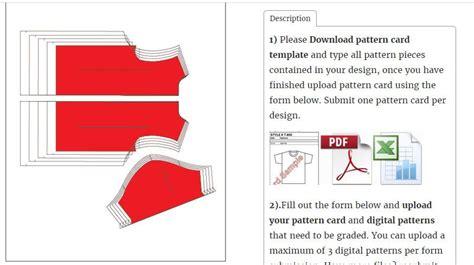simple pattern grading new easy pattern grading ordering system