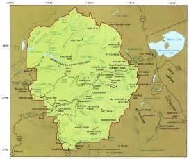 map of california yosemite national park deboomfotografie