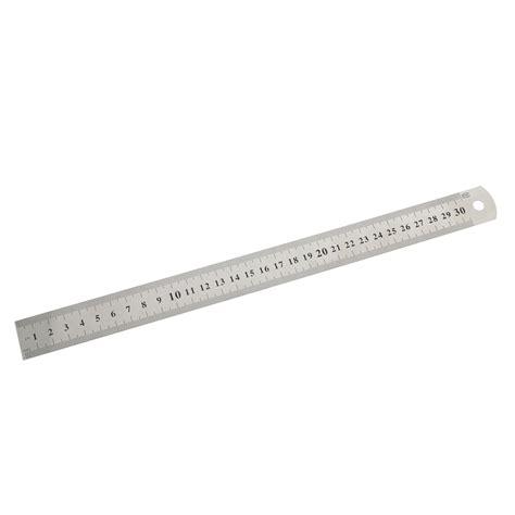 Joyko Penggaris Stainless Steel 30 Cm 30cm stainless steel metal ruler metric precision sided measurement tools school