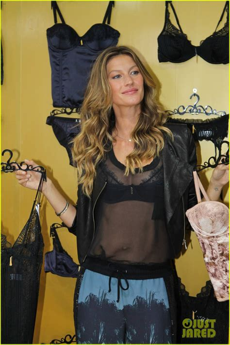 Gisele Bundchen To Launch A Line by Sized Photo Of Gisele Bundchen Launches New