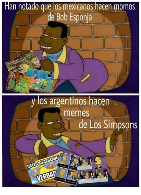 Memes Los Simpson - 25 best memes about memes de los simpson memes de los
