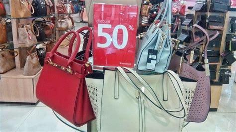 Harga Tas Merk Hana harga tas bermerek hana ini diskon 50 persen di matahari