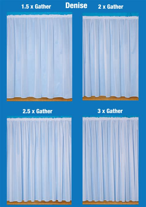 how to gather curtains curtainsdirect2u what is curtain gather or fullness and