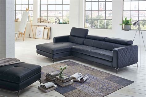 sofa ottomane links dario sofa foley collection leather furniture sets living