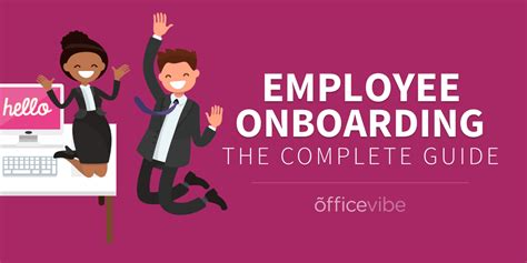Tips And Solution employee onboarding the complete guide officevibe