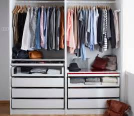 ikea open closet double width ikea open closet with hanging rails and