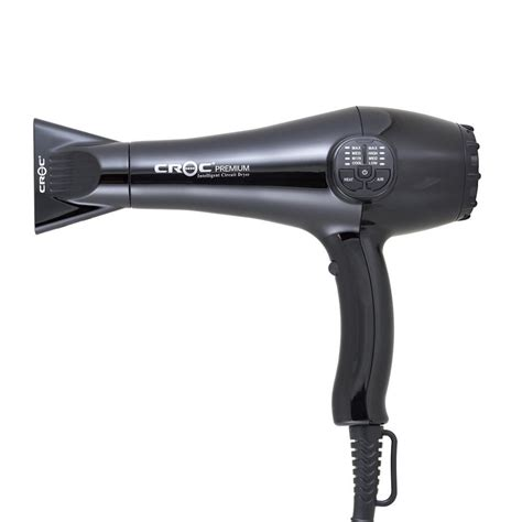 Salon Hair Dryer Attachments croc premium ic hair dryer prostylingtools