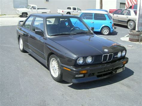 1990 Bmw M3 For Sale Clean Bmw E30 M3 For 15k German Cars For Sale