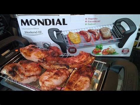 Mondial Review by Churrasqueira El 233 Trica Mondial Review