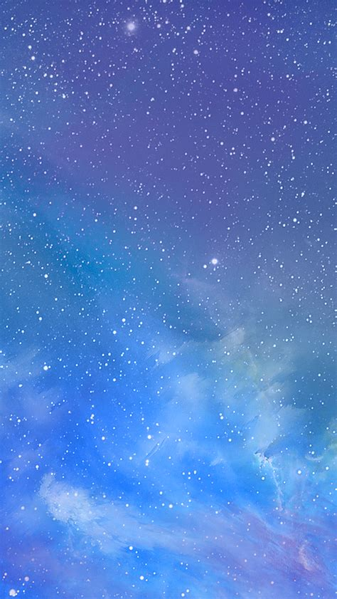 wallpaper galaxy ios 8 ios7 galaxy the iphone wallpapers