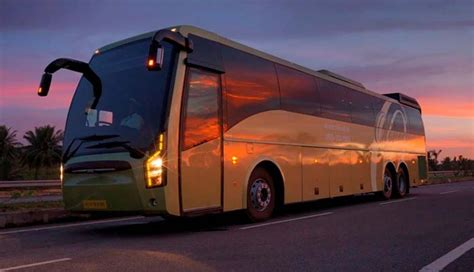 Volvo Sleeper Price In India by Indian Luxury Buses Olivea Volvo Review Fare And Timings