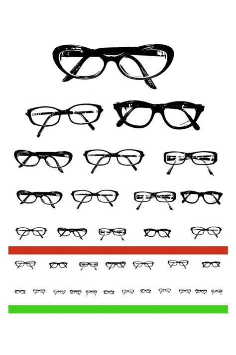 printable eye chart for reading glasses glasses eyechart eyeglasses